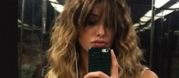 Belen Rodriguez stupisce con un nuovo look