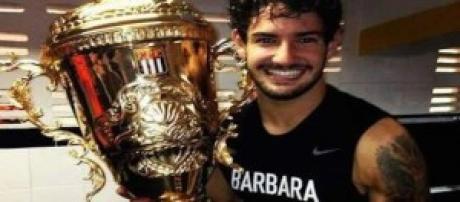 Alexandre Pato, 24 anni, al Milan fino al 2013