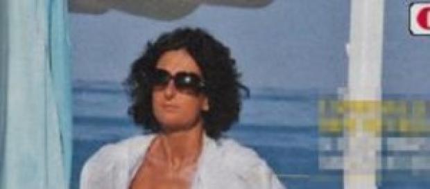 Gossip news, Agnese Renzi in bikini, foto Oggi