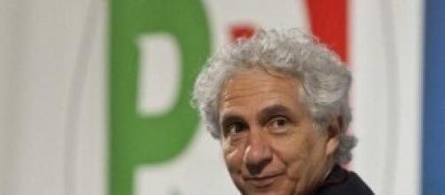 Il senatore del PD, Corradino Mineo