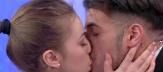 Aldo e Alessia di 'Uomini e Donne'
