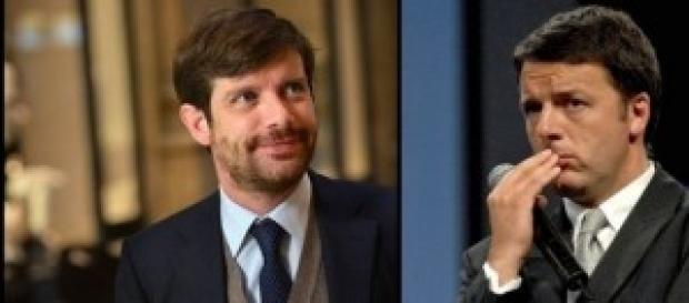 Riforma Senato, Pippo Civati contro Matteo Renzi