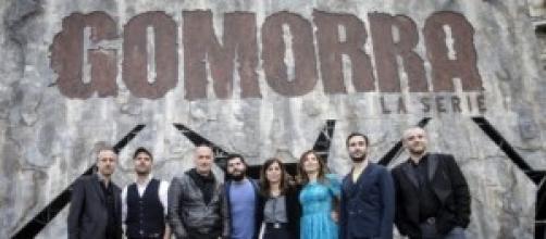 Gomorra - gli attori della serie in onda su Sky