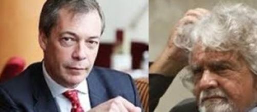 Grillo si alleerà con Farage.