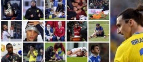 "Zlatan Ibrahimovic e i calciatori ""maledetti"""