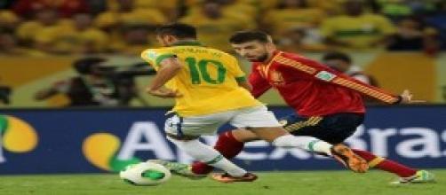 Brasile-Messico, Neymar cerca il bis