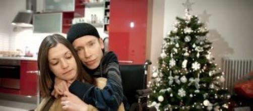 Max Ulivieri con la moglie Enza