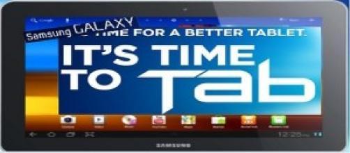 Samsung Galaxy Tablet tecnologici e leggeri.