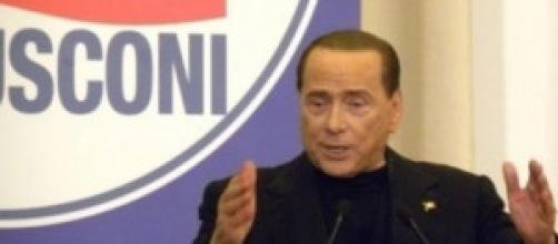 Silvio Berlusconi leader di Forza Italia