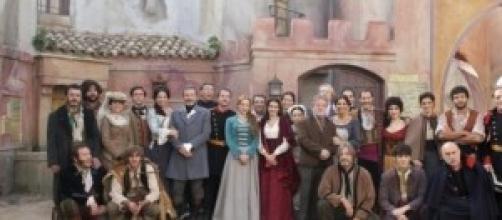 Cuore ribelle: il cast e i personaggi