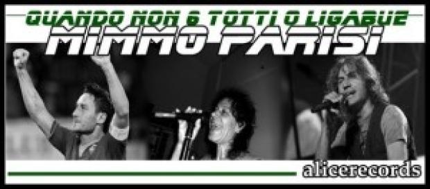 """Cover dell'album """"Quando non 6 Totti o Ligabue"""""""