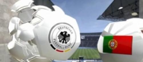 Germania - Portogallo big match del 16 giugno