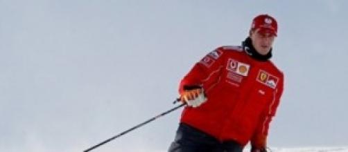 Michael Schumacher ha rischiato la vita sulla neve