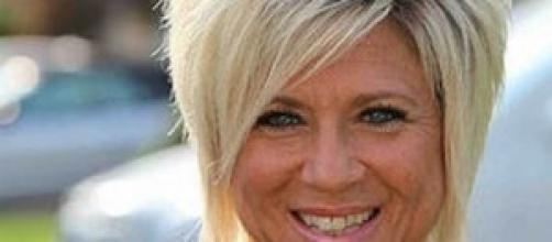 Theresa Caputo, sedicente medium.
