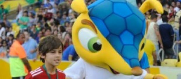 Brasil - Copa 2014 - Fuleco
