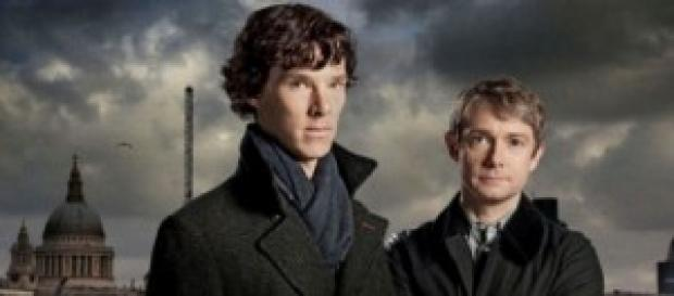 Sherlock, seconda serie su Italia1