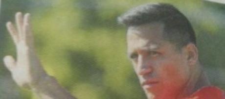 Alexis Sanchez, primo obiettivo di Conte