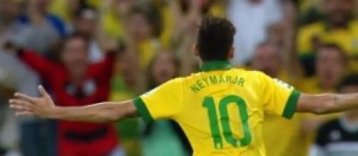Brasile-Messico in streaming live gratis o diretta