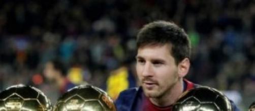 Calciomercato Napoli, Higuain sogna Messi