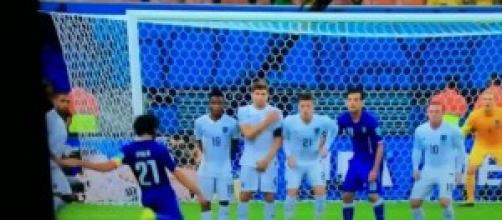Pronostico Italia - Costarica; Pirlo in gol?