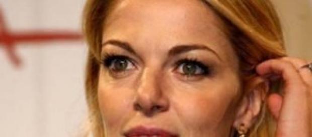 Claudia Gerini attrice romana