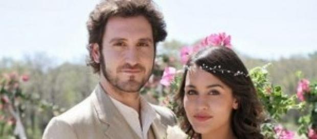 Il Segreto: il 25 giugno in onda il matrimonio