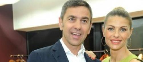Billy Costacurta e Martina Colombari
