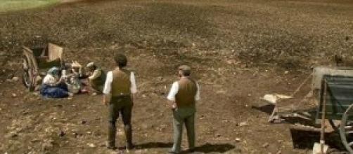 Il Segreto: Tristan tenta di fucilare sua madre
