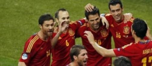 Spagna-Cile e Australia-Olanda streaming