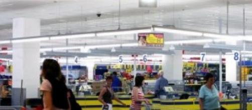 Un supermercato Lidl Italia