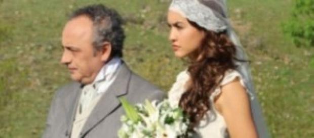 Anticipazioni il segreto, nuovo matrimonio di Pepa