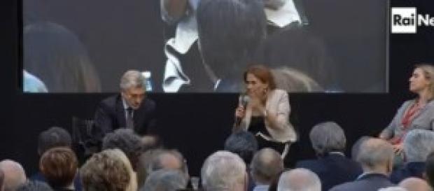 D'Alema, Mogherini e Maggioni a Fano