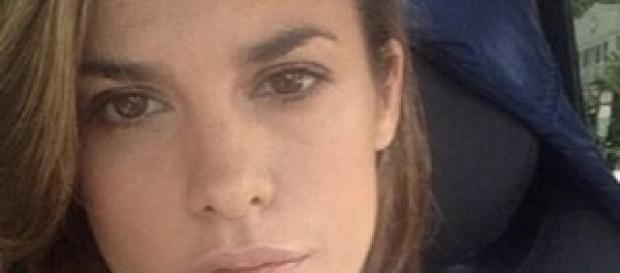 Elisabetta Canalis è partita per il Libano