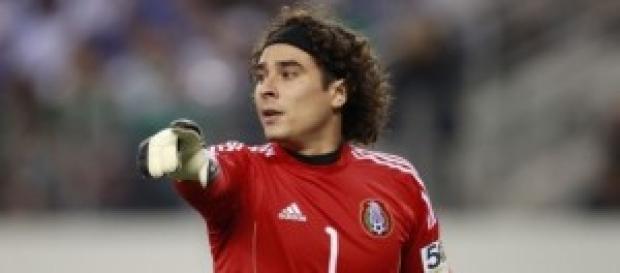 Guillermo Ochoa. Foto: vivelohoy.com