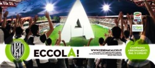 Serie B, il Cesena promosso nella massima serie