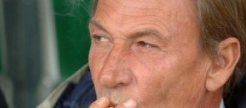 Zdenek Zeman riparte da Cagliari