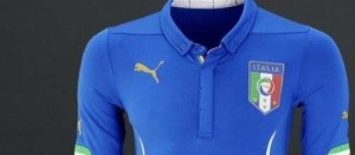 La maglia azzurra ai Mondiali 2014