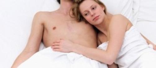 Un'eccessiva attività sessuale accorcia la vita.