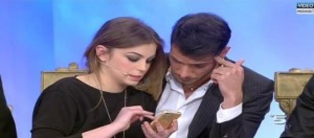 Gossip news, Aldo Palmeri e Alessia Cammarota
