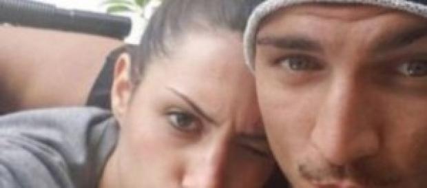 Marco Fantini con Beatrice Valli