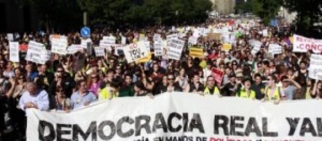 Diferentes manifestaciones pro referedum