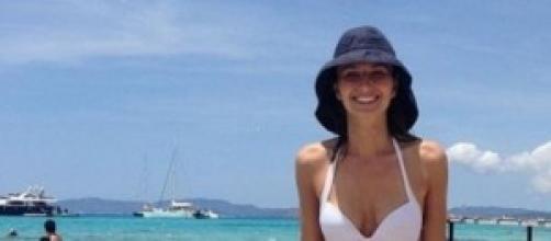 Gossip, Anna Safroncik in bikini