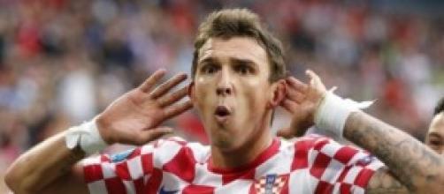 Mandzukic bomber della Croazia e del Bayern Monaco
