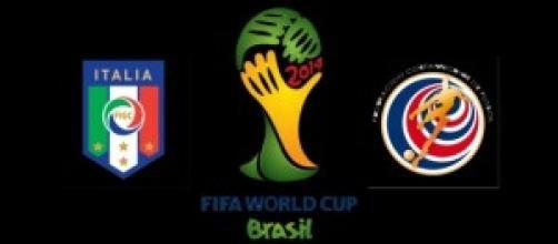 Mondiali 2014: Italia-Costa Rica 0-1