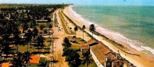 Praia de Boa Virgem presso Recife