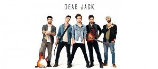 Dear Jack: 'La pioggia è uno stato d'animo'