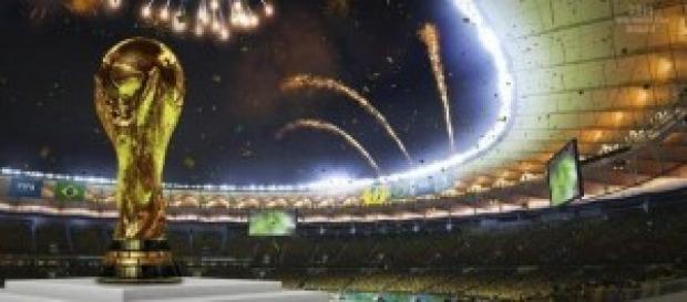Panorámica del estadio inaugural