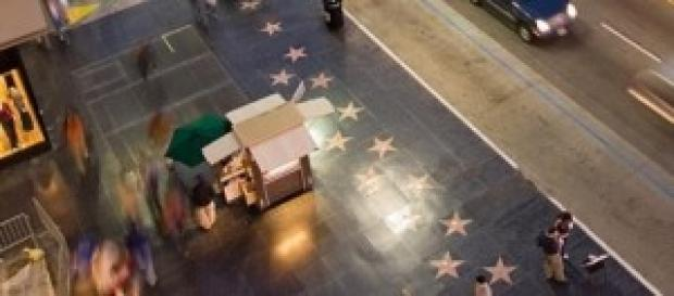 Paseo de la Fama - Hollywood