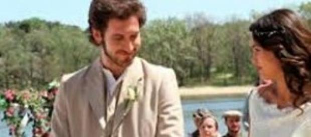 Tristan e Pepa si sposano