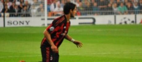 Alexandre Pato ai tempi del Milan